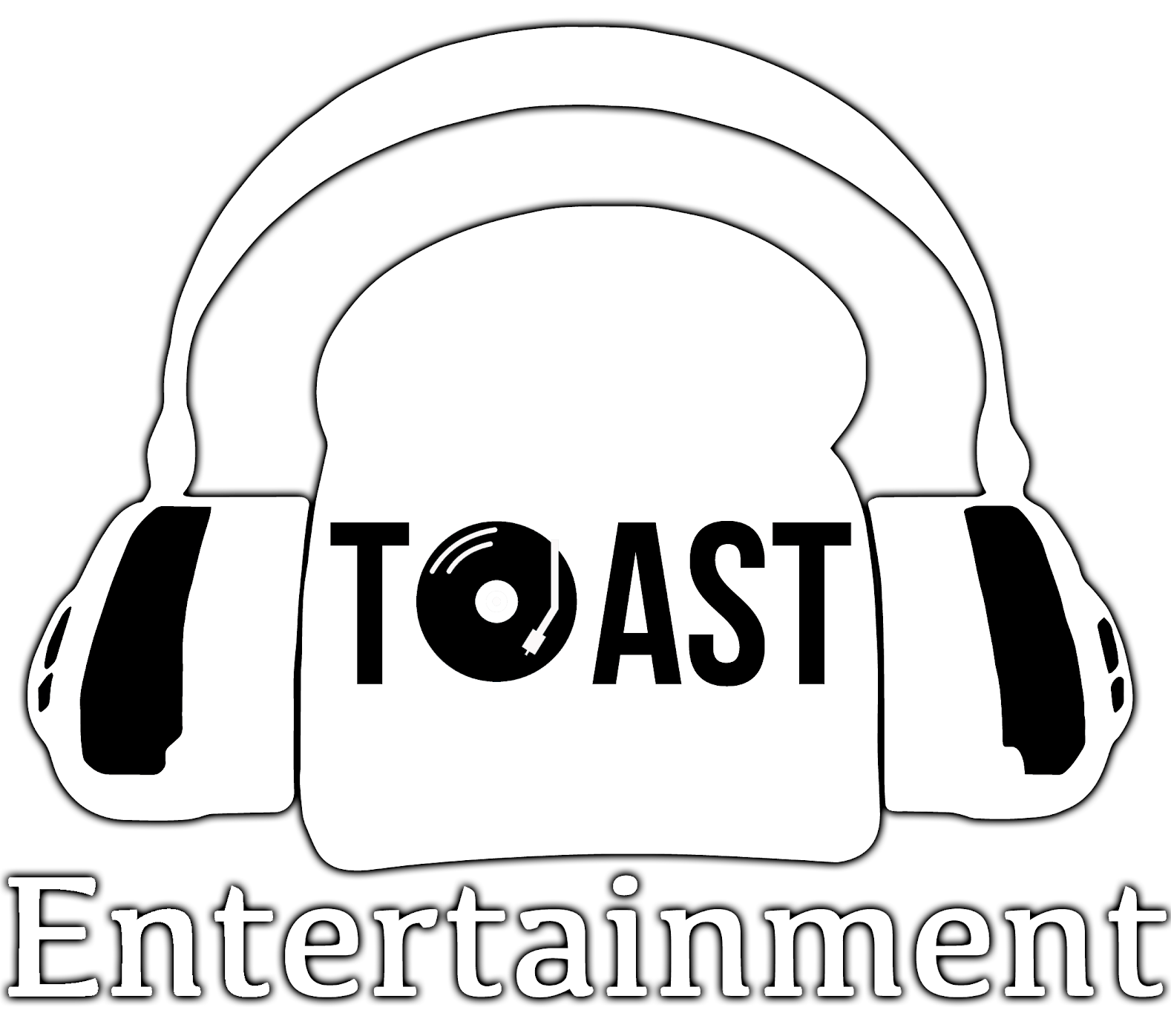 Toast Entertainment New Orleans Logo
