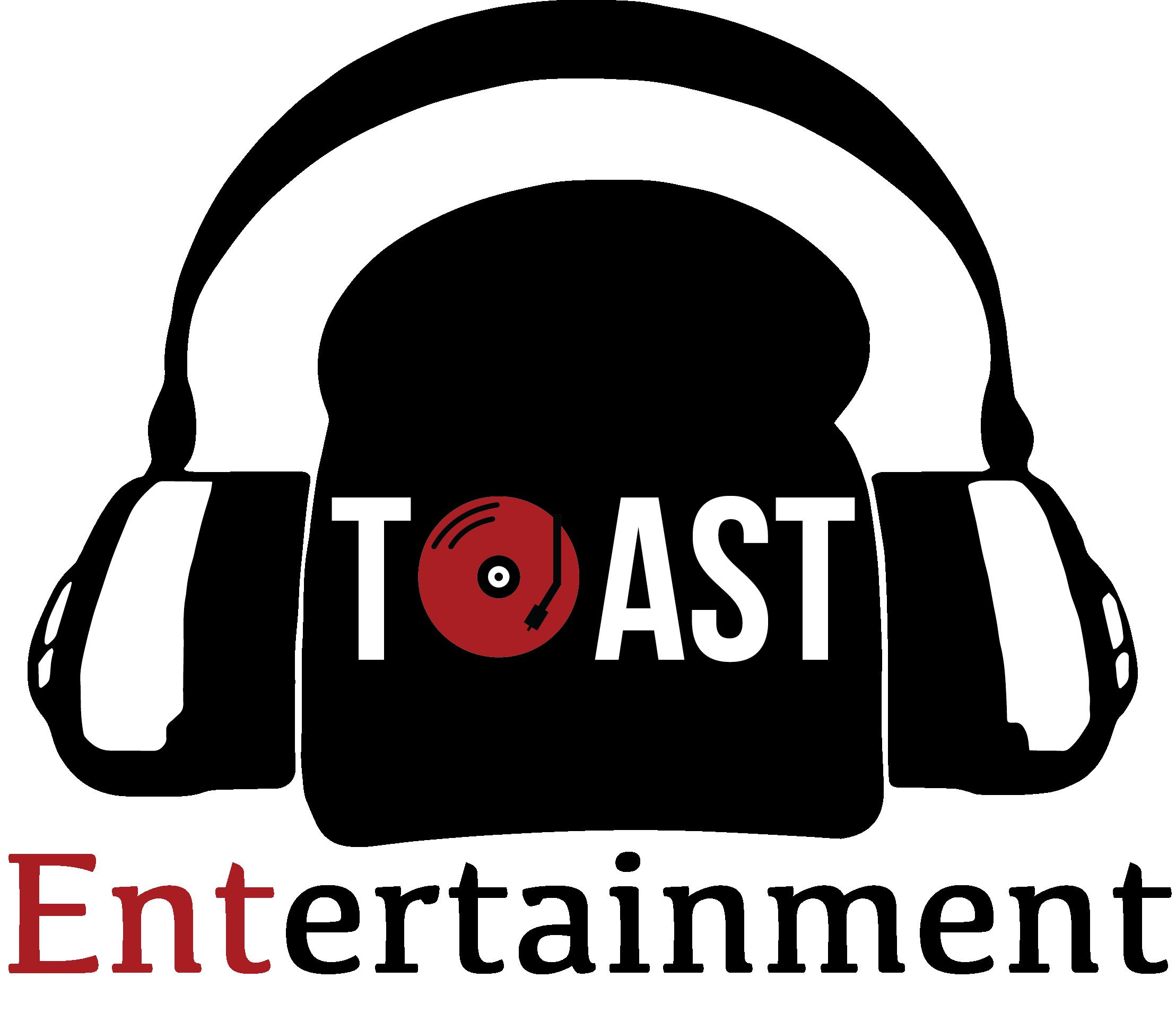 Toast Entertainment New Orleans Logo